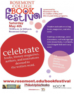 Rosemont College Book Festival